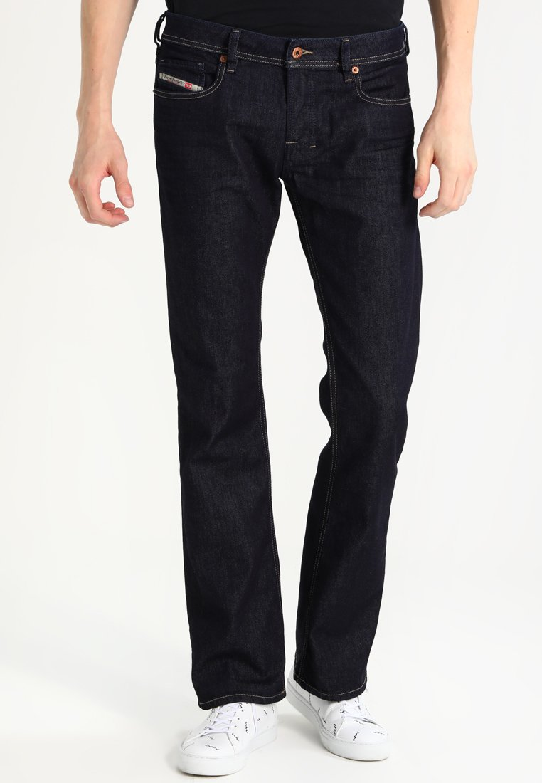 Diesel - ZATINY - Bootcut jeans - 084hn