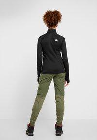KariTraa - SIGNE PANTS - Outdoorové kalhoty - twig - 2