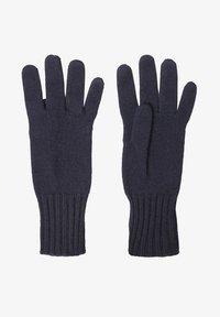 Falconeri - Gloves - blue navy - 1