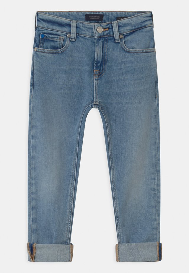 DEAN - Jeans slim fit - crystal clear