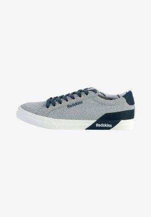 Baskets basses - gris/marine