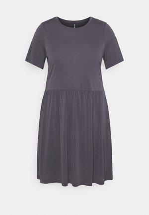 PCKAMALA DRESS - Jersey dress - ombre blue