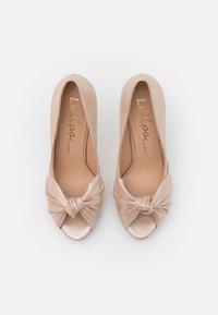 Lulipa London - LILAS - Peep toes - soft metallic - 5