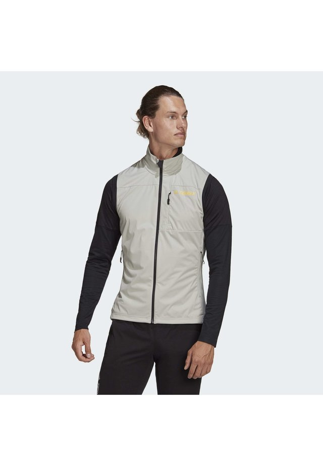 AGRAVIC XC VST WINTER X-COUNTRY SKIING VEST - Weste - grey