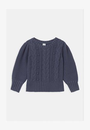 TODDLER GIRL  - Jumper - sargassus blue
