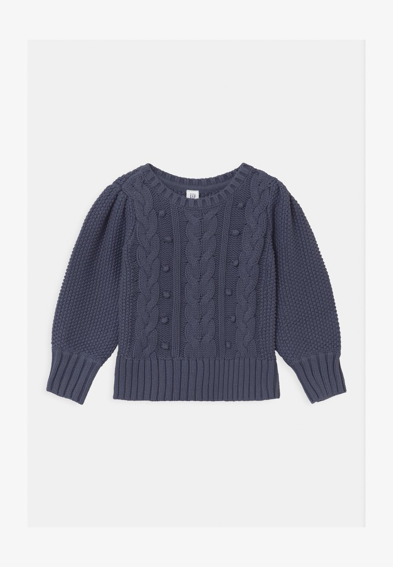 GAP - TODDLER GIRL  - Jumper - sargassus blue