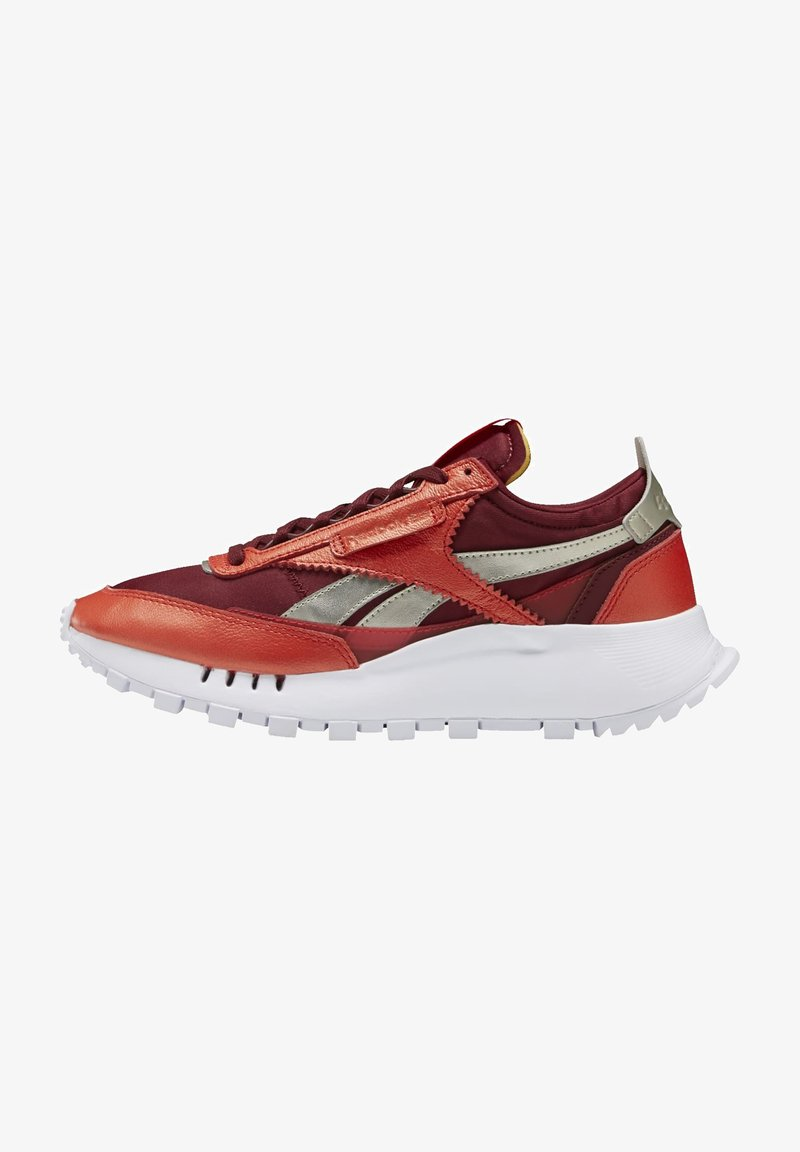 Reebok Classic - CLASSIC LEATHER LEGACY SHOES - Baskets basses - orange