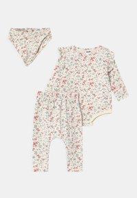 Cotton On - BUNDLE SET - Trousers - dark vanilla - 0