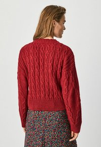 Pepe Jeans - Kardigan - winter red - 2