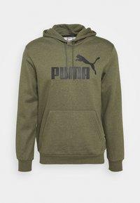 Puma - HOODY  - Kapuzenpullover - forest night heather - 3