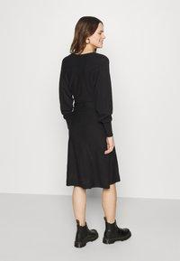 Zign - Jumper dress - black - 2