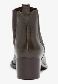 Bianco - Ankle boots - khaki - 3