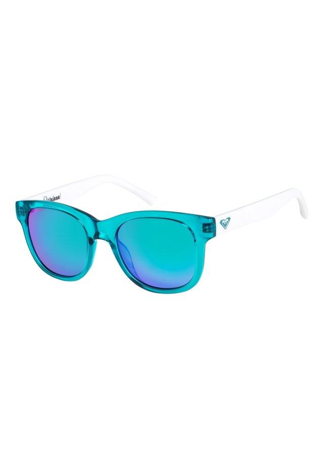 ROXY™ MALANAI - SONNENBRILLE FÜR MÄDCHEN 8-16 ERGEY03007 - Sonnenbrille - shiny crystal blue aqua/ml tur