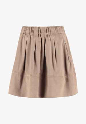 KIA - Pleated skirt - warm sand