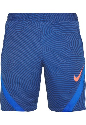 DRY STRIKE - Sports shorts - midnight navy/soar/soar/laser crimson