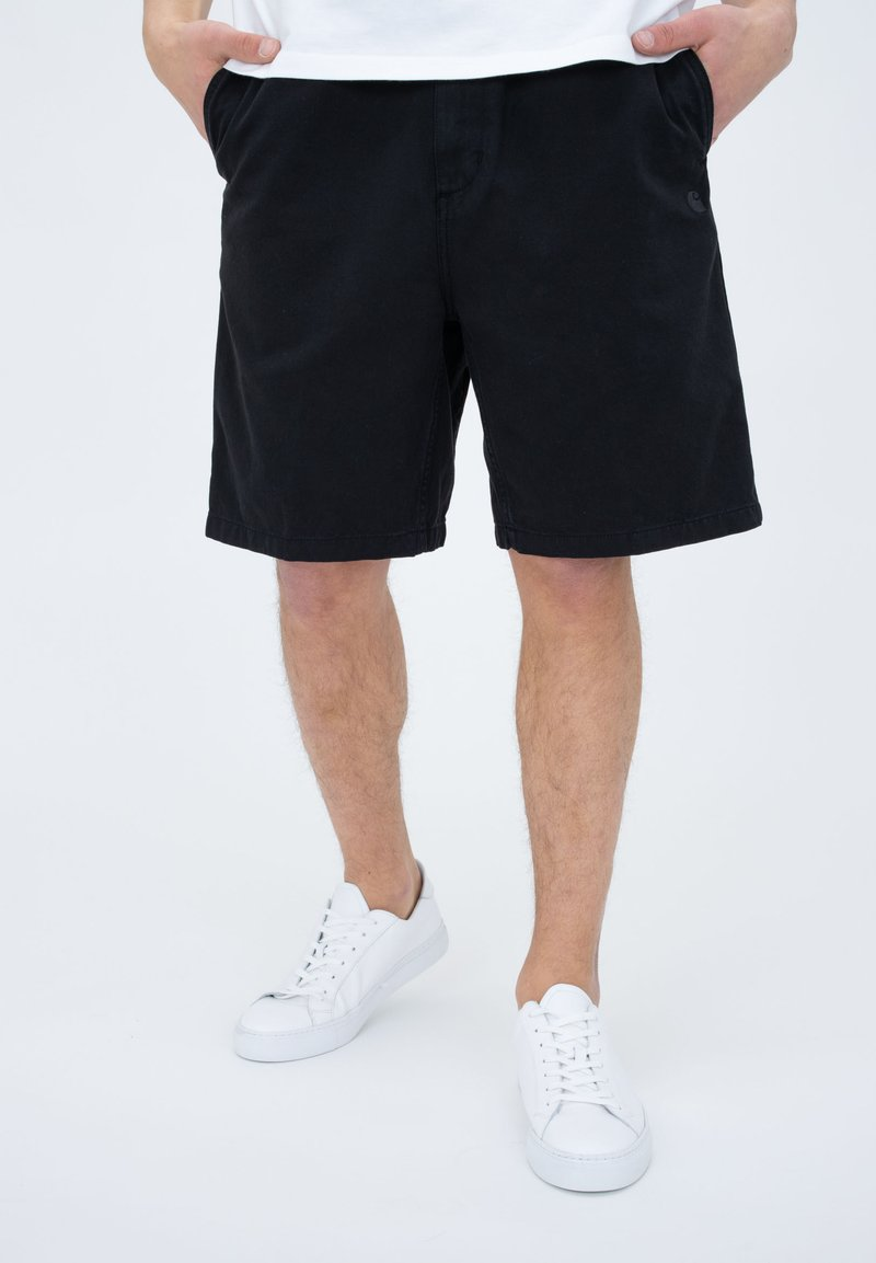 Carhartt WIP - CARSON  - Shorts - black