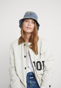 Polo Ralph Lauren - BUCKET HAT BEAR - Hatt - light blue - 4