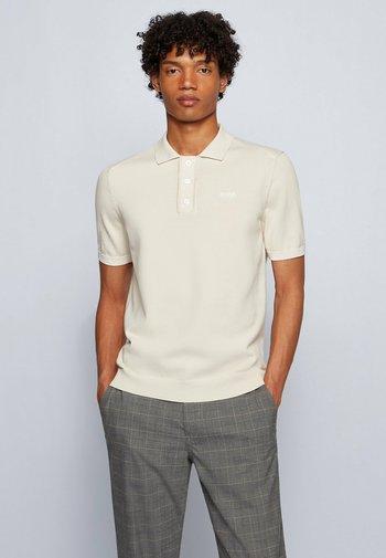 KAPOLO - Poloshirt - light beige