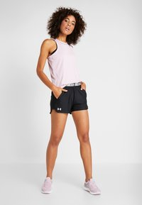 Under Armour - PLAY UP 2.0 - Urheilushortsit - black/white - 1