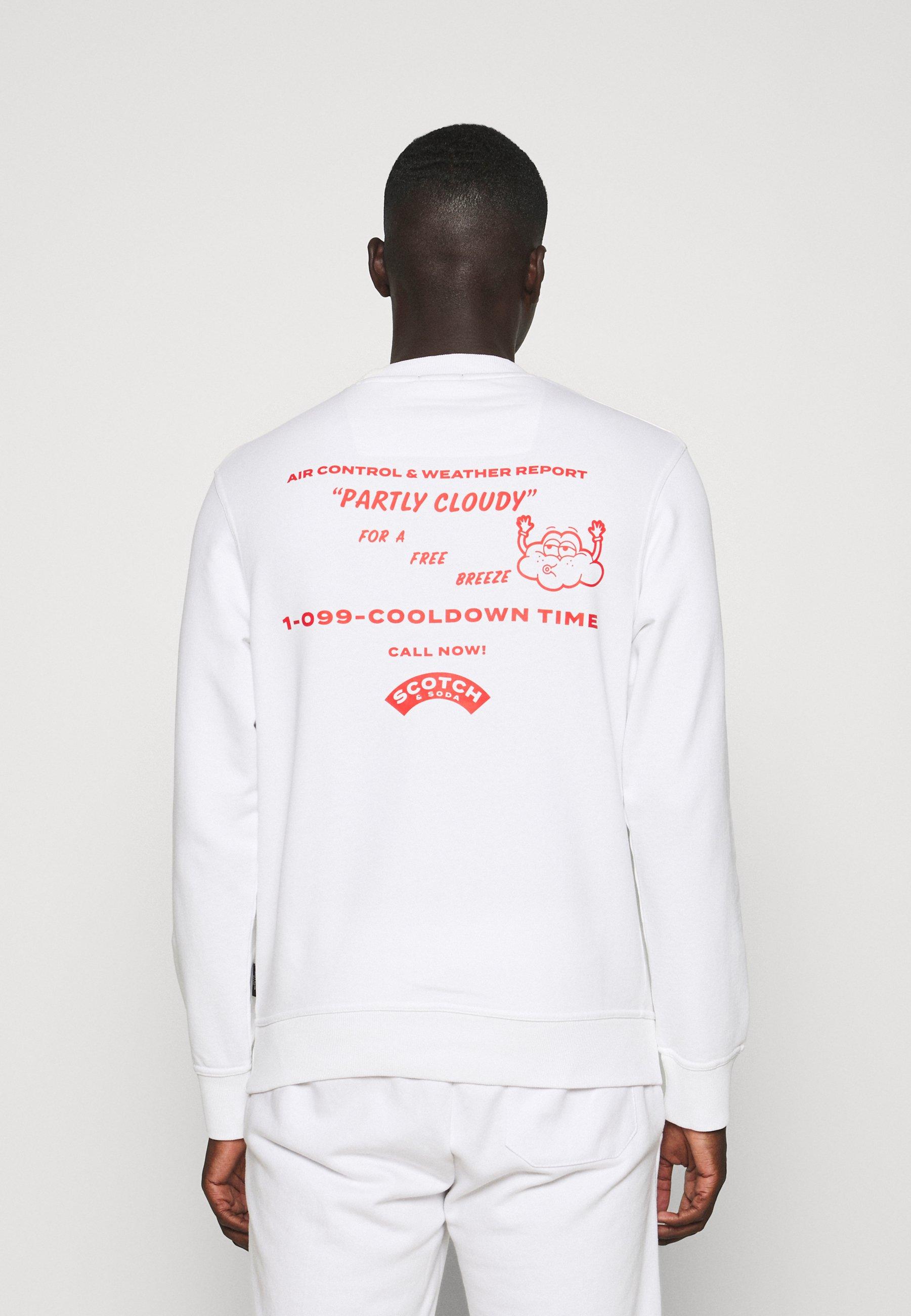 Homme FELPA ARTWORK - Sweatshirt