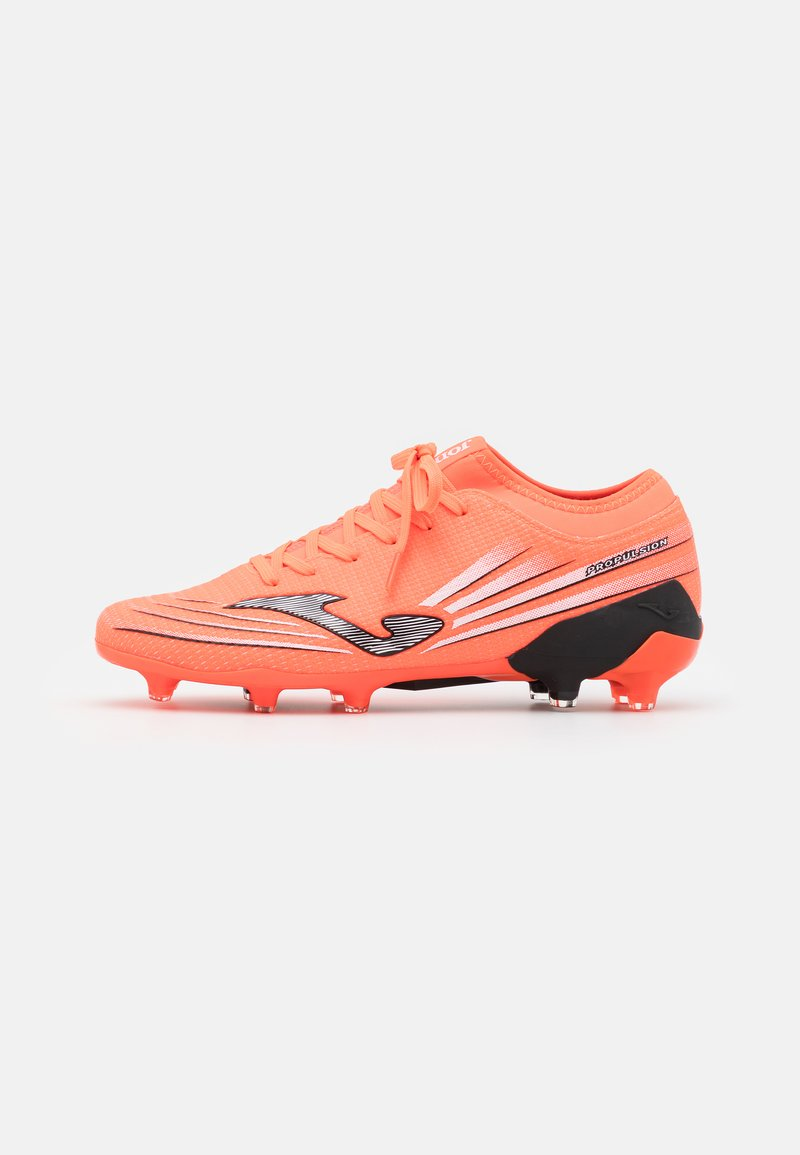 Joma - PROPULSION LITE - Moulded stud football boots - orange