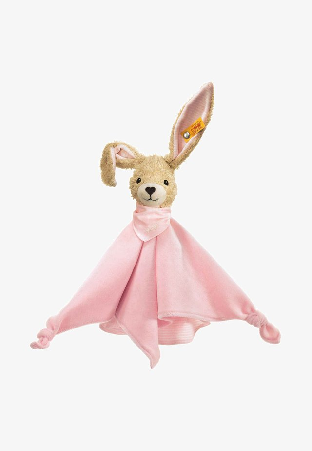 Cuddly toy - light pink