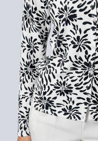 Alba Moda - Cardigan - off-white,marineblau - 5