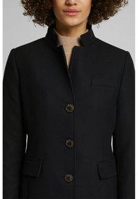 Esprit - Classic coat - black - 3
