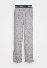 Jack & Jones - JACMIX PANTS - Pyjama bottoms - navy blazer - 3