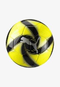 Puma - FUTURE FLARE - Fodbolde - yellow alert/black - 0