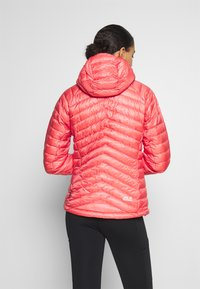 Jack Wolfskin - MOUNTAIN - Down jacket - coral pink - 2