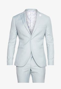Isaac Dewhirst - WEDDING SUIT - Completo - light green - 11