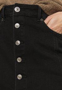 American Eagle - A-line skirt - black - 4