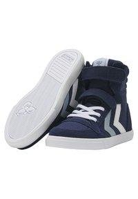 Hummel - Sneakers hoog - black iris - 1