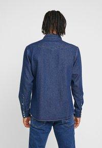 Wrangler - Shirt - dark blue - 2