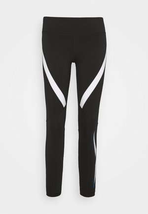 VECTOR LOGO - Tights - black