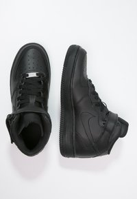 Nike Sportswear - AIR FORCE 1 - Sneakersy wysokie - noir - 1