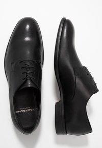 Vagabond - HARVEY - Business sko - black - 1
