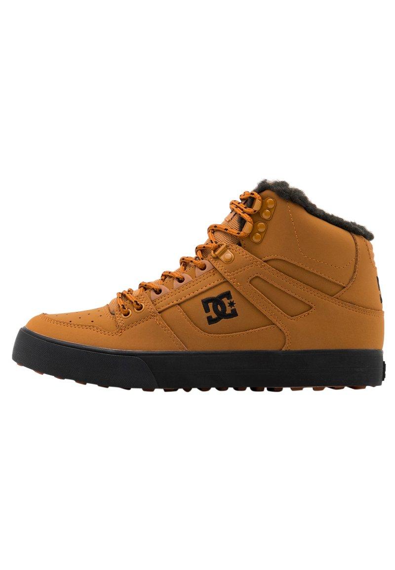 DC Shoes - Zapatillas skate - wheat/black