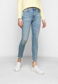 Polo Ralph Lauren - VIONA - Skinny džíny - light indigo - 0