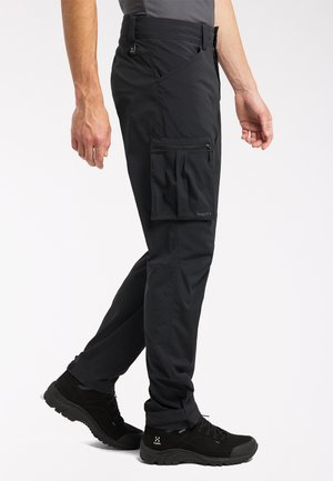 Outdoor trousers - true black