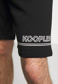 The Kooples - Teplákové kalhoty - black - 4