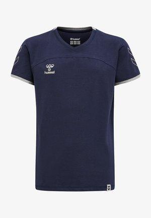 CIMA - Print T-shirt - marine