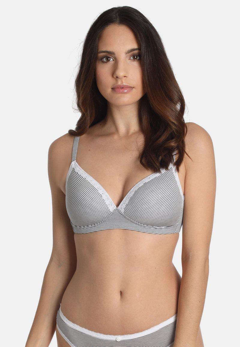 Sassa - Triangle bra - offwhite