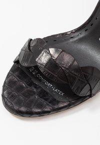 Pedro Miralles - High heeled sandals - nero - 2