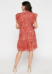 LolaLiza - TATIANA  - Korte jurk - red - 2