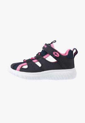 KI-ROCK LITE - Sandaler - dark navy/daisy pink