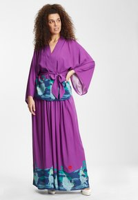 Collectif - SABINE PEACOCK  - Summer jacket - purple - 1