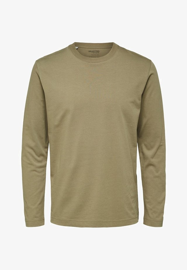 T-shirt à manches longues - aloe