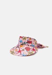 Versace - CAPPELLO BANDANA CON VISIERA - Klobouk - rosa/multicolor - 0